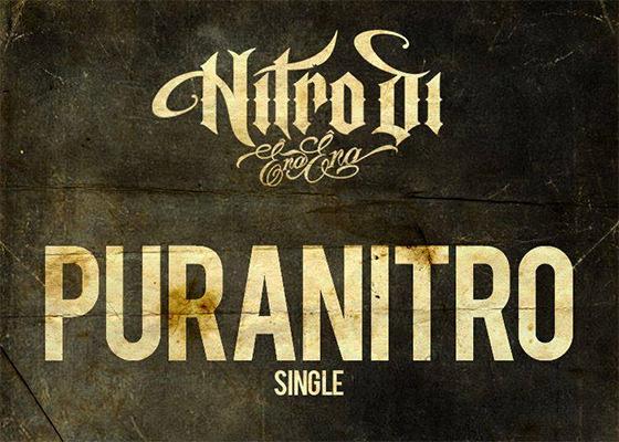 Música Puranitro, do Nitro Di