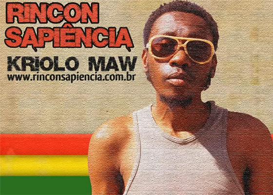 Música Kriolo Maw, do Rincon Sapiência