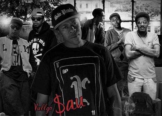 Música Assim Que Vem Parte 2, do Vullgo Sau, Flow, Rincon Sapiência, Amiri, Bitrinho e Jota Ghetto