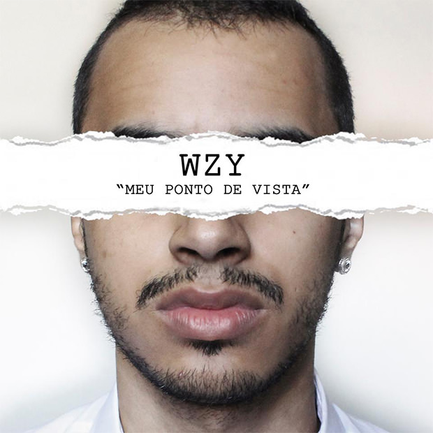 Capa do CD Meu Ponto de Vista, do Wzy
