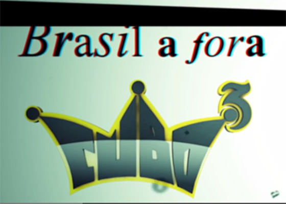 Brasil a fora, do Ao Cubo