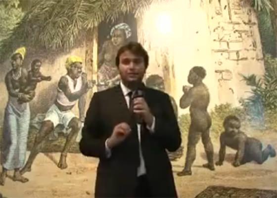 Documentário da Semana do CQC sobre racismo no Brasil