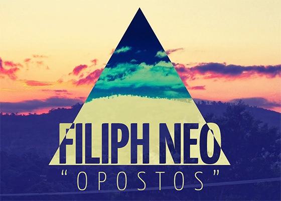 Música Opostos, do Filiph Neo