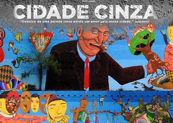 Filme Cidade Cinza