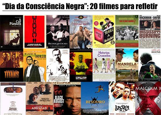 Filmes para refletir a Consciência Negra