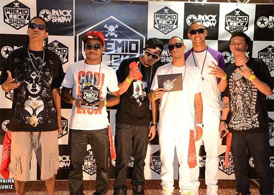 Freeside ganha Prêmio Rock Show 2013