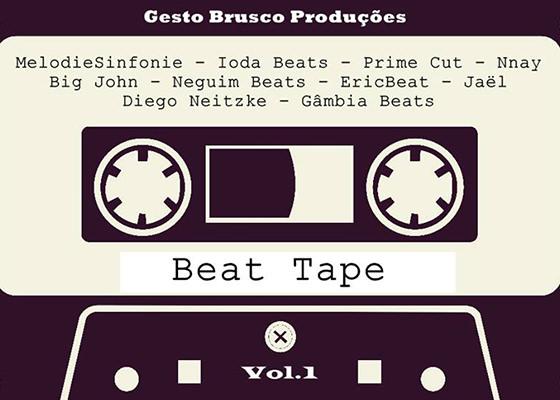Beat Tape Gesto Brusco Vol. 1