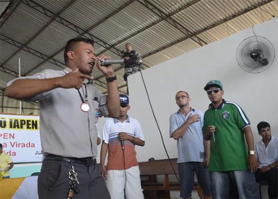 Hip Hop em penitenciária no Amapá