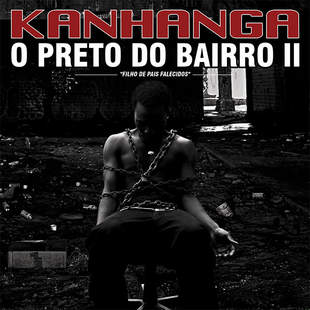 CD O Preto do Bairro II, do Kanhanga
