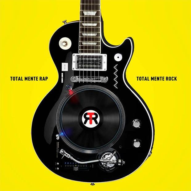 CD Totalmente Rock, Totalmente Rap, do Lito Atalaia