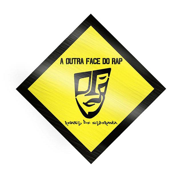 CD Relatos de Esperanca do A Outra Face do Rap