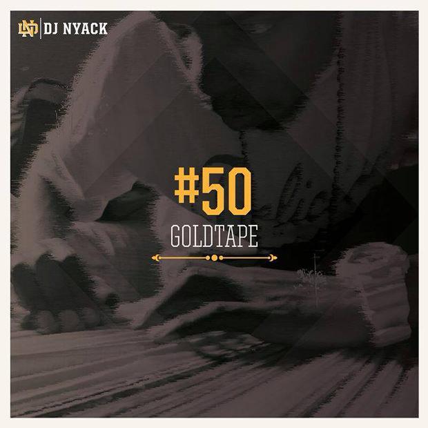 """DJ Nyack fecha o ano com site novo e """"mixtape de ouro"""""""