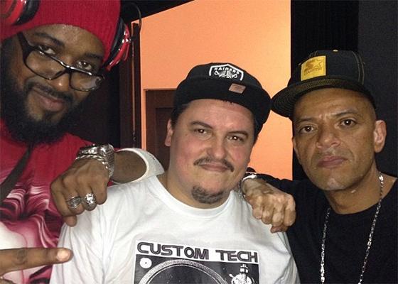 DJ King, DJ RM e DJ KL Jay