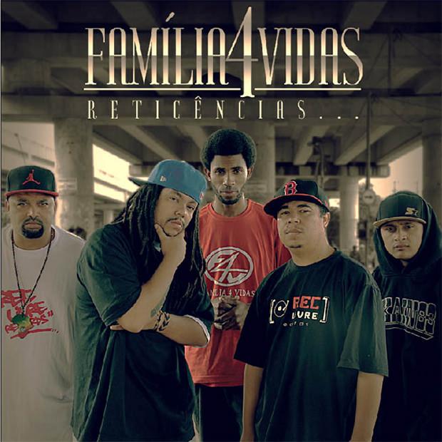 CD Reticências, da Família 4 Vidas