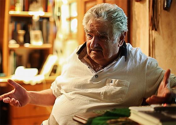 José Mujica, presidente do Uruguai (Foto: Felix Lima/Folhapress)