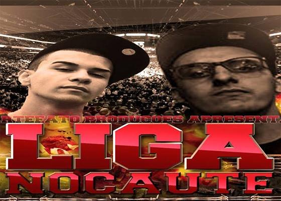 Liga Nocaute: Gah MC e Treeze