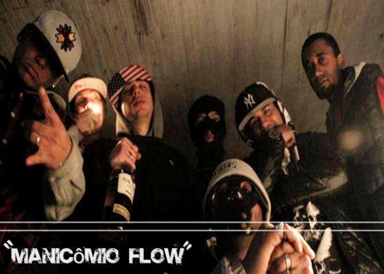 Clipe Manicomio Flow, do Manicomio Quatro e Vinte