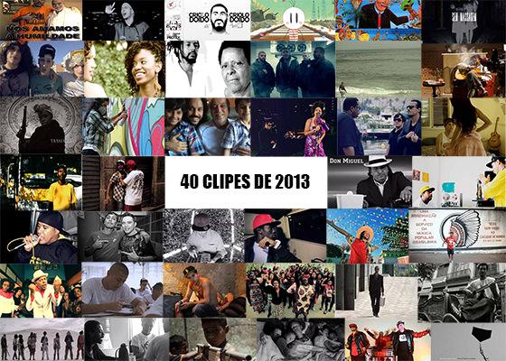 40 clipes de RAP Brasileiro de 2013 que você precisa assistir