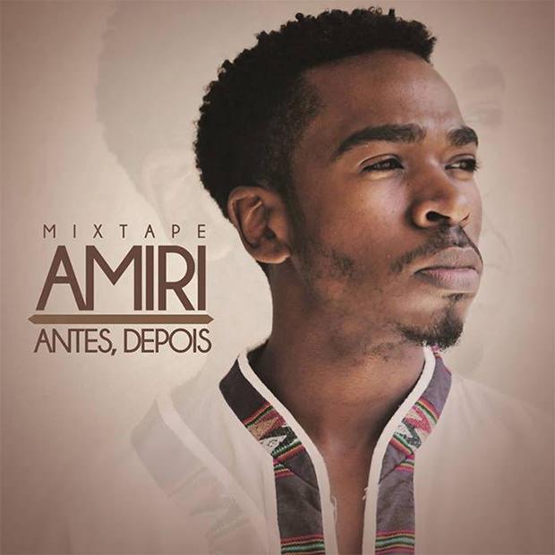 Amiri divulga capa, lista de músicas e anuncia data de lançamento de nova mixtape