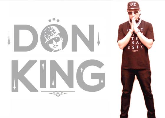 Don King no clipe Nem Todo Dia É Dia de Glória