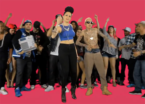 Clipe Me Engana REMIX, do Pulse 011 e Guime