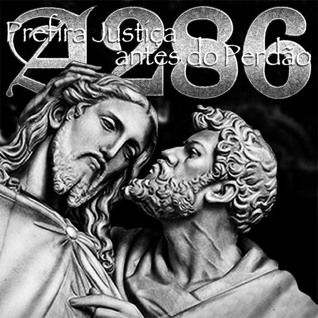 Capa do CD Prefira Justiça Antes do Perdão, do A286