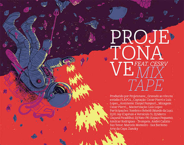 Mixtape, do Projetonave