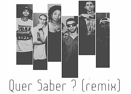 Quer Saber Remix