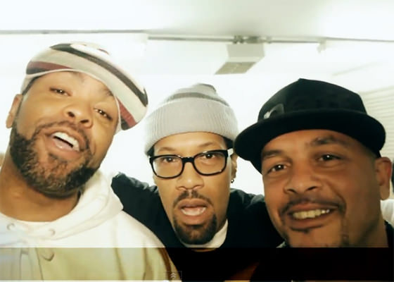 Sandrão, Method Man e Redman
