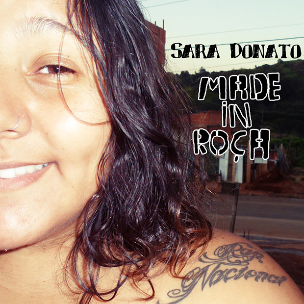 CD Made In Roça, da Sara Donato