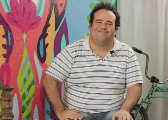 Carlos Carneiro na Beatstória, do Rafuagi