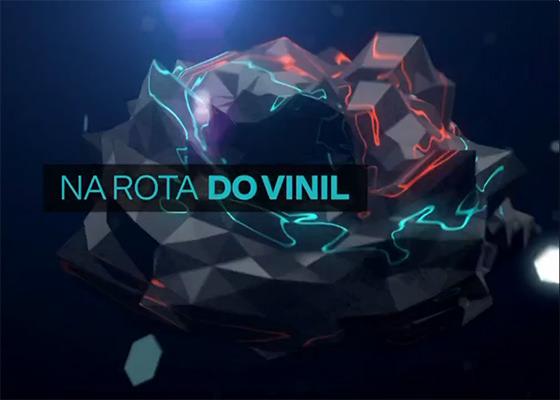 Série Na Rota do Vinil, com o DJ Zegon