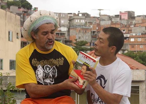 Livro Do Sertão ao Hip Hop: Nelson Triunfo e Gilberto Yoshinaga