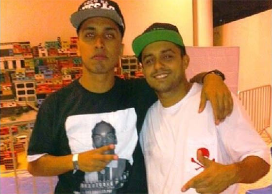 Rashid e Coé