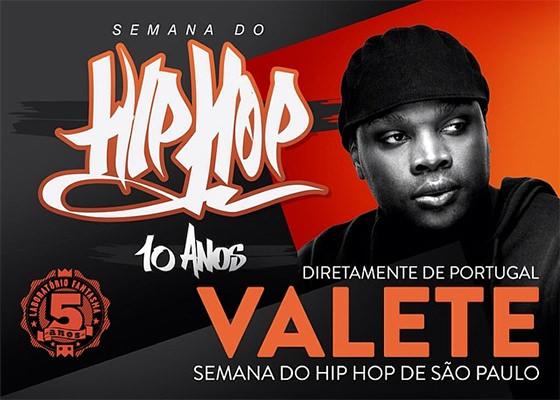Valete na Semana de Hip Hop de São Paulo 2014