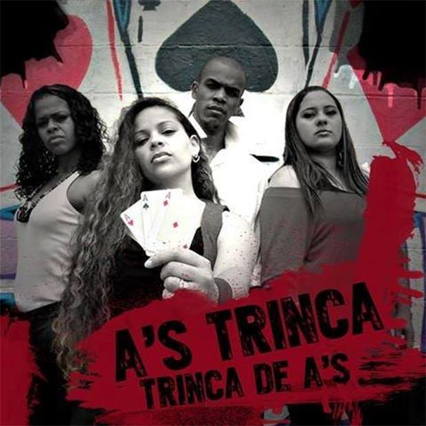 CD Trinca de A's, do A'S Trinca