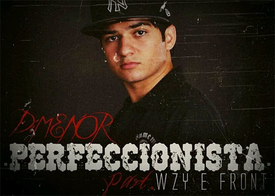 Música Perfeccionista, do Dimenor com Wzy e Front