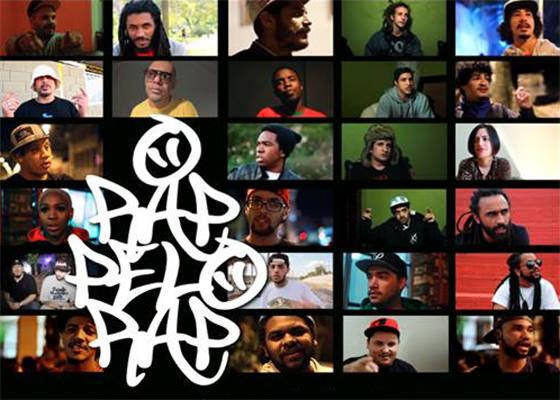 Documentário O Rap Pelo Rap