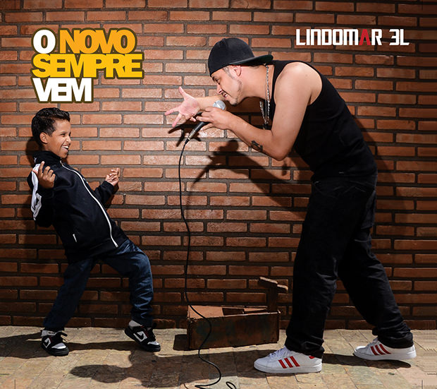 CD O Novo Sempre Vem, do Lindomar 3L