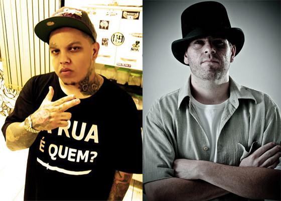 Nocivo Shomon e DJ Caique