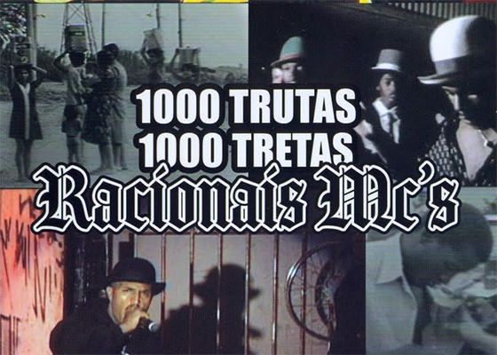 DVD Mil Trutas, Mil Tretas, do Racionais