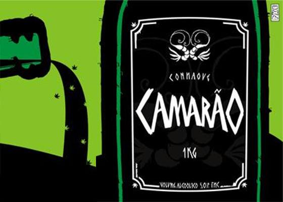 Música Conhaque Camarão, do Camaradas Camarão