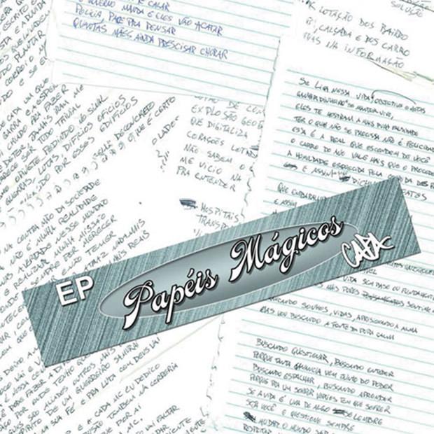CD Papéis Mágicos, do Capa MC