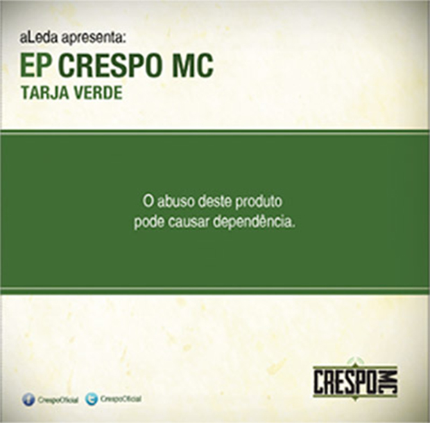 CD Tarja Verde, do Crespo MC
