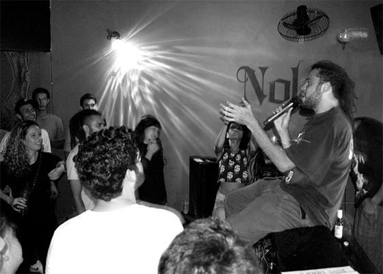 Clipe Tarja Verde, do Crespo MC