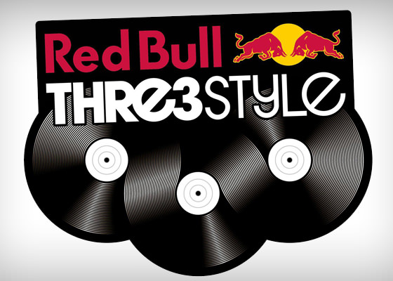 DJs Red Bull Thre3style