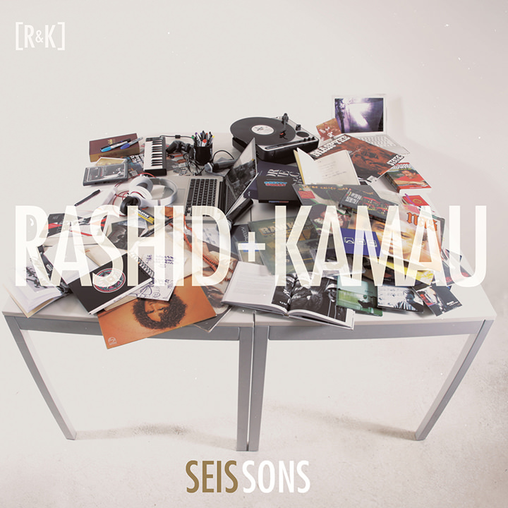 CD Seis Sons, do Kamau e Rashid