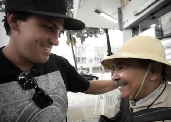 """Leleco 22 no clipe """"É noiz que tá"""""""