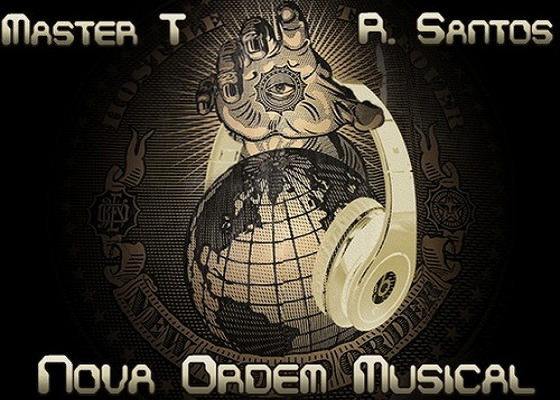 CD Nova Ordem Musical, do Master T e R. Santos