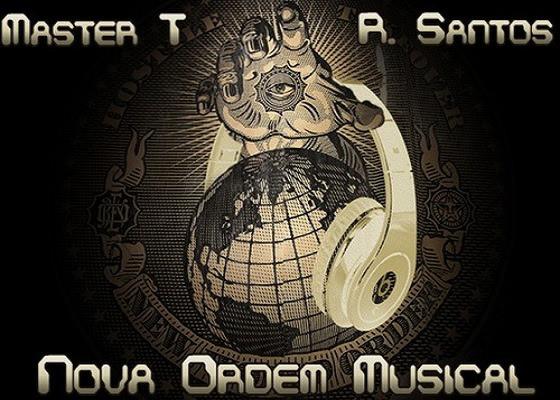 CD Nova Ordem Musical, do Master T e R. Santos